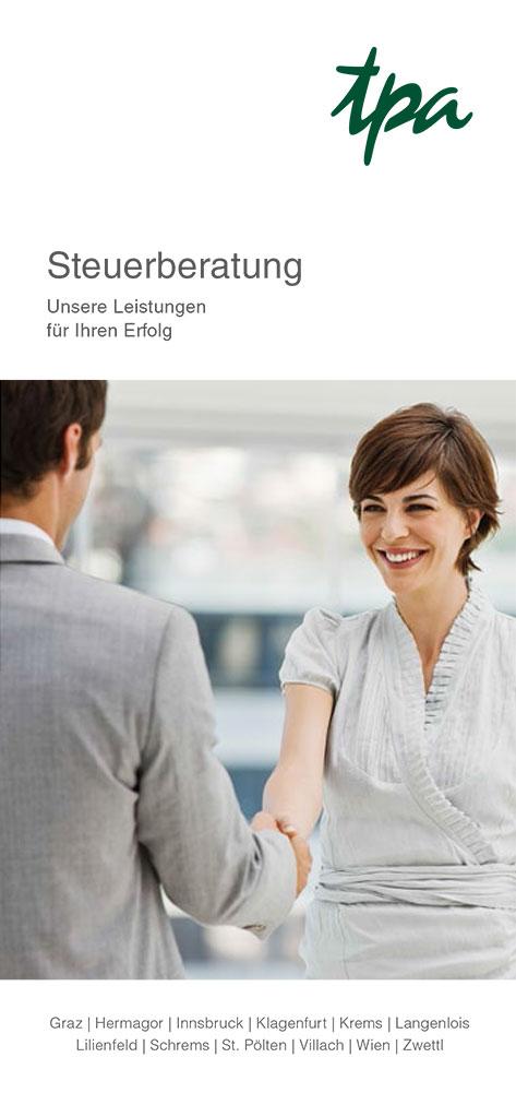 Steuerberatung für Unternehmen - TPA Steuerberatung in Österreich