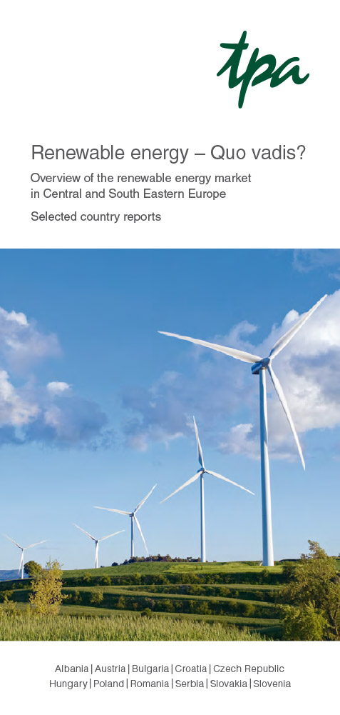 Renewable Energy CEE Country reports TPA
