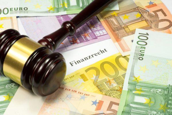 TPA Beratungsleistungen: Finanzrecht