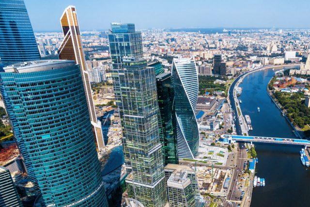 Russland - Moskau