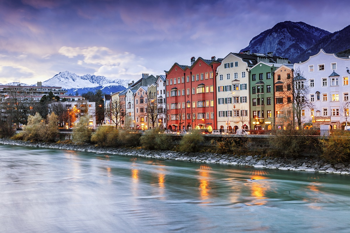 Drei TPA Standorte in Tirol
