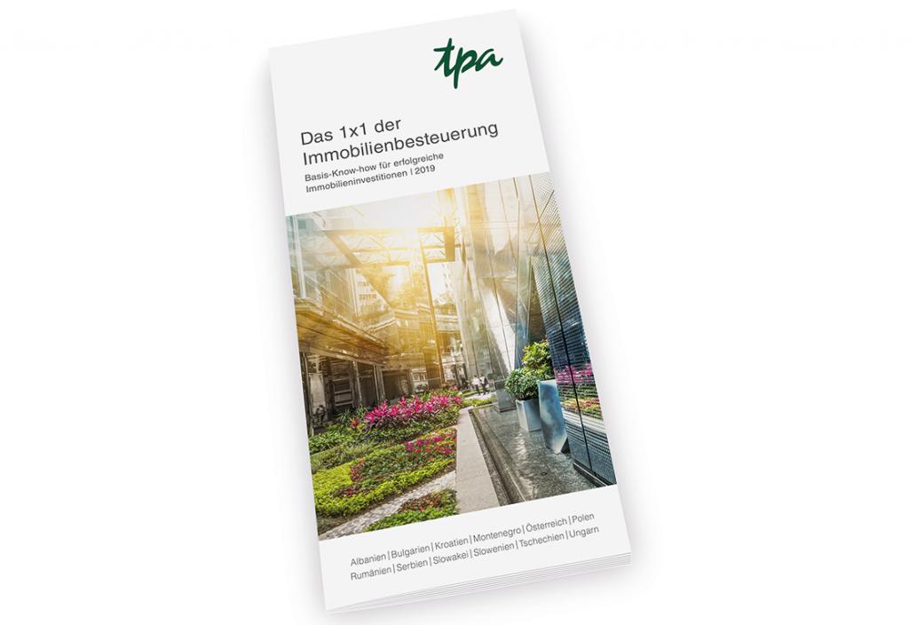 Alles über Immobilien Steuern in Österreich: Das 1x1 der Immobilienbesteuerung - TPA Steuerberatung