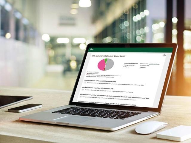 UID Check KMU UID Nummern Rechnungen Steuerberatung Unternehmen