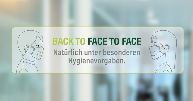 Back to Face to Face Business - TPA Steuerberatung COVID-19