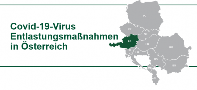 Österreich COVID19 Hilfe für Unternehmen - TPA
