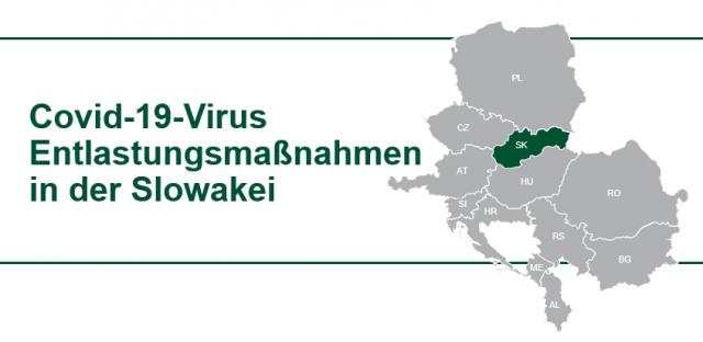 Slowakei COVID19 Hilfe für Unternehmen - TPA