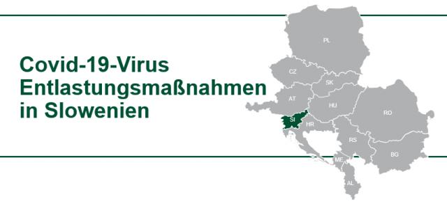 Slowenien Covid19 Virus Hilfe für Unternehmen - TPA