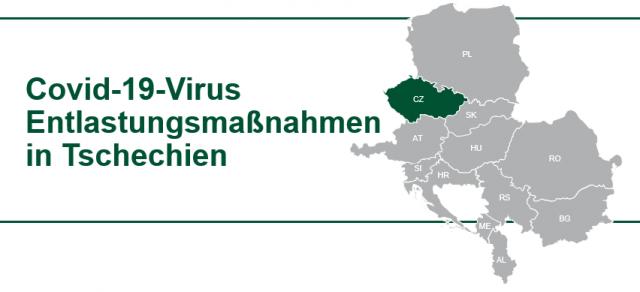 Tschechien COvid-19 Virus Hilfe für Unternehmen TPA