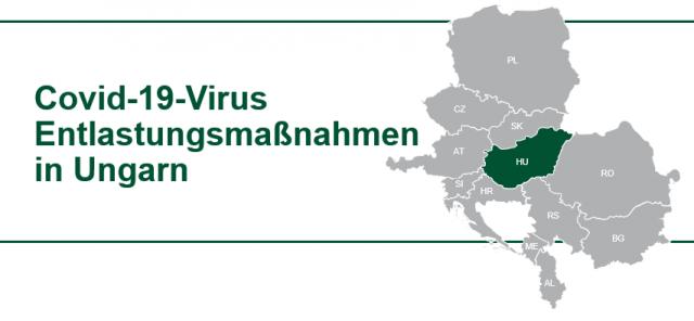 Ungarn Covid-19 Hilfe Unternehmen - TPA