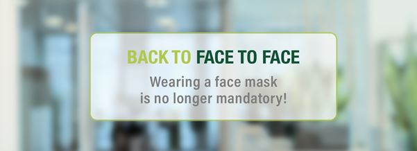 TPA tax & audit company in Austria: Face to Face Business - no masks are needed!