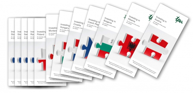 Investing in CEE - TPA Update of tax systems in CEE/SEE
