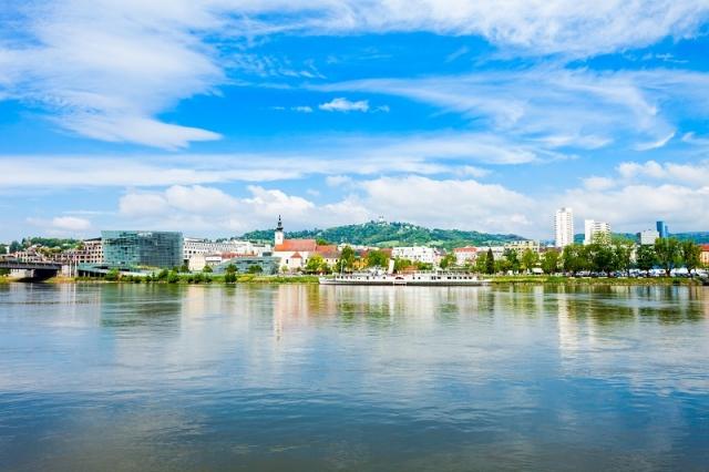 Linz Oberösterreich - TPA