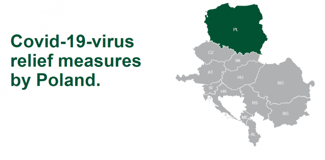 Poland: COVID-19 virus relief measures for Companies and entrepreneurs