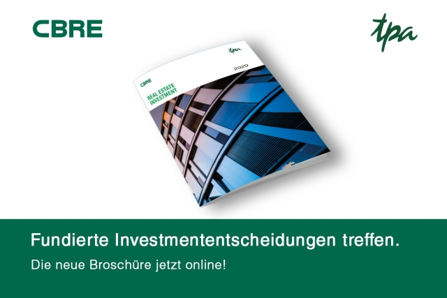 Real Estate Investments in CEE CBRE - TPA