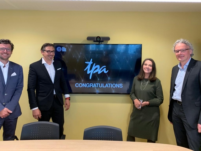 TPA gewinnt REBA Award: Best Real Estate Consultant 2020