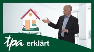 TPA erklärt die Hauptwohnsitzbefreiung - TPA Steuerberater Sebastian Haupt