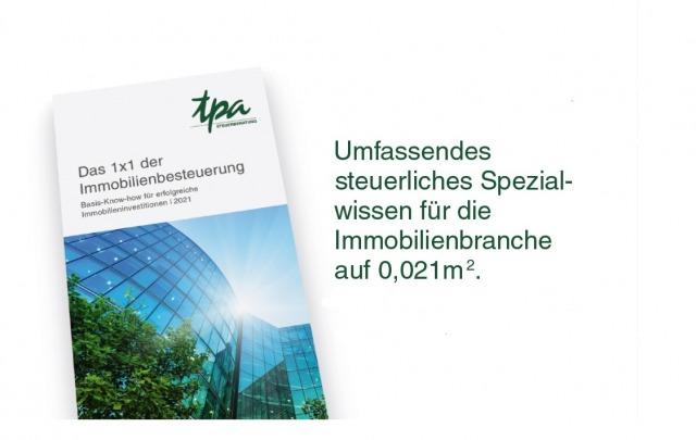 Alles zu Immobilien & Steuern in Österreich!