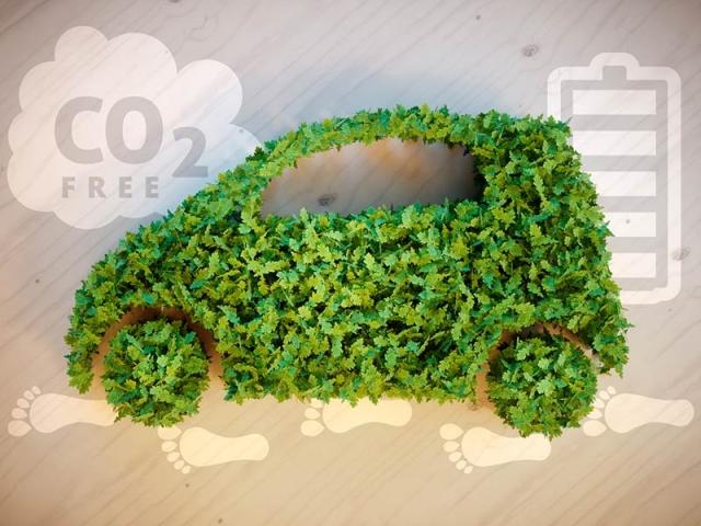 Elektro auto E mobility 2020 energy