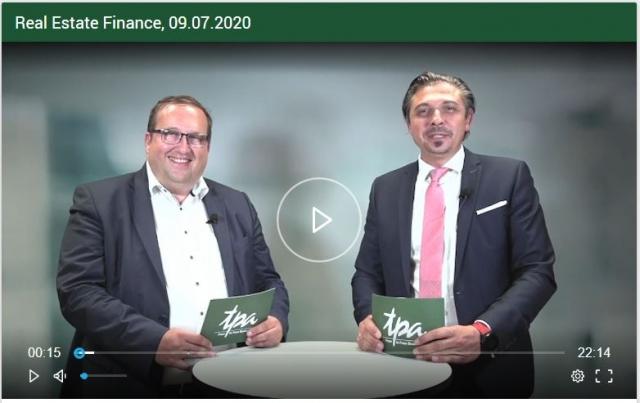 TPA Webcast - Real Estate Finance mit den Immoblien-Experten Christoph Urbanek & Gerald Kerbl on demand online ansehen!