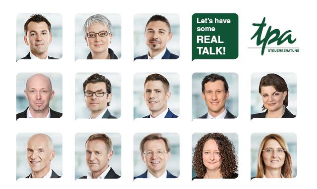 Let´s have some REAL TALK! TPA Immobilienexperten per Telefon oder Video: Buchen Sie Ihr Beratungsgespräch!